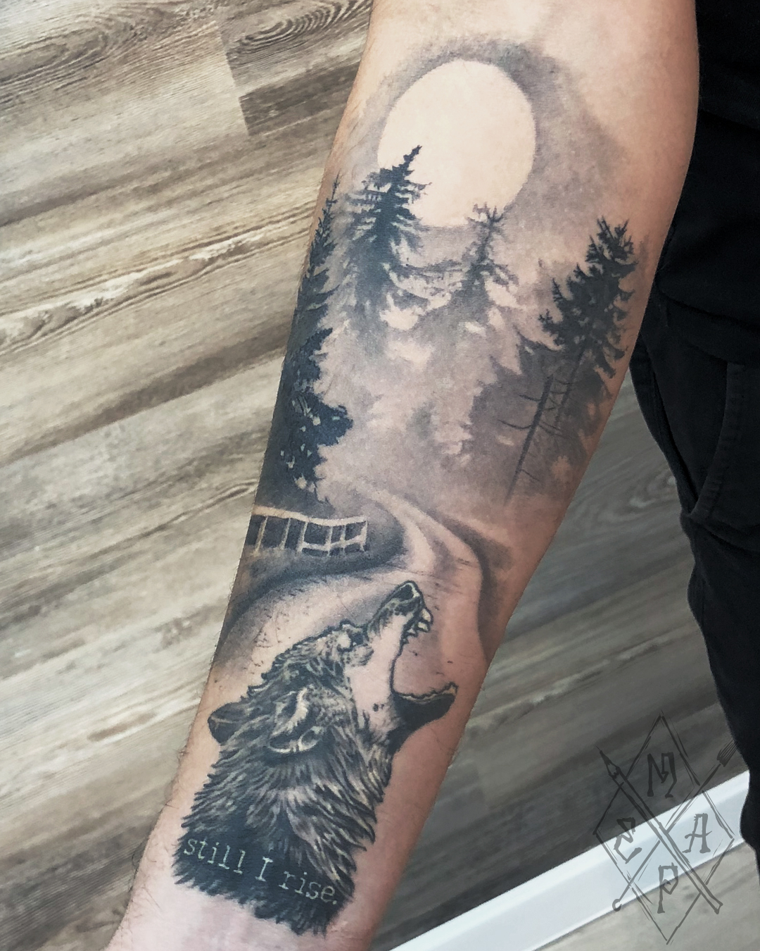 Tattoos Mare Tattoo